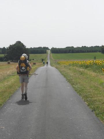 Chemin de Compostelle - Après Loches