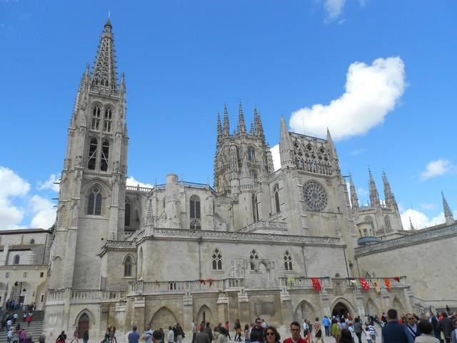 Camino francès - Burgos