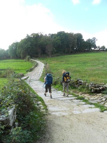 Camino francès - La Galice