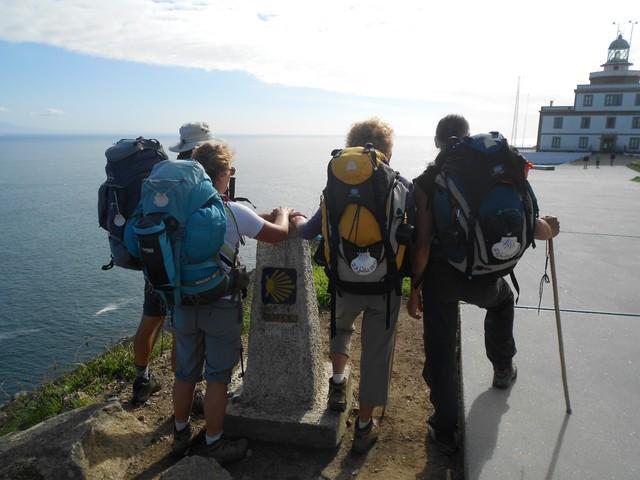 Camino francès - Cap Finisterre