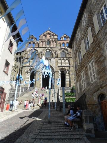 Chemin de Compostelle - Cathédrale du Puy-en-Velay