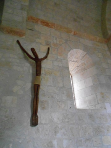 Chemin de Compostelle - Chapelle St Sernin