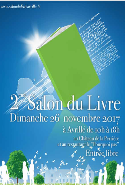 Affiche salon Avrillé site